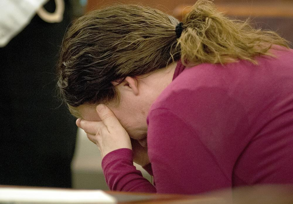 image44 Woman Found Guilty Of Killing Pregnant Friend, Cutting Out The Baby And Kidnapping It