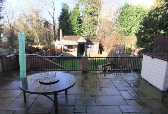 Birmingham House For Sale On Right Move Has Pub In Back Garden! pub house8