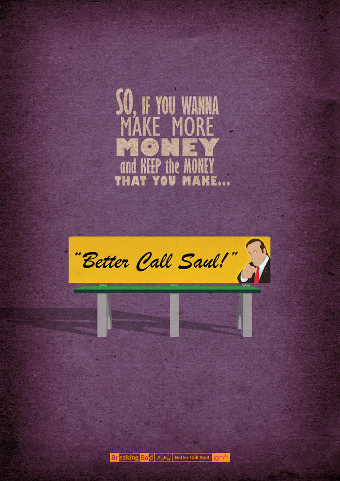 tumblr mvpqsrNLV91slqxs4o1 1280 Designer Creates Amazing Posters For Every Breaking Bad Episode