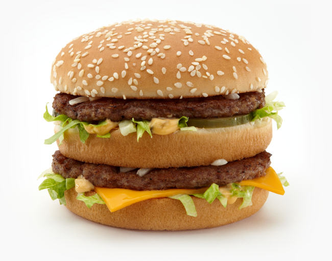 the mighty big mac Amazing McDonalds Meals From Around The World