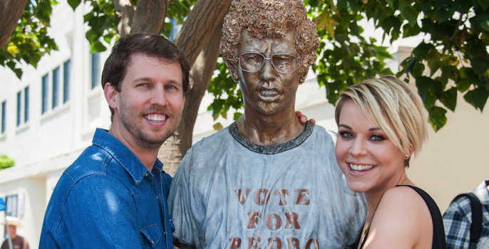 Napoleon Dynamite Cast Reunite For 10th Year Anniversary  Napoleon Dynamite Reunion 2014 686x350