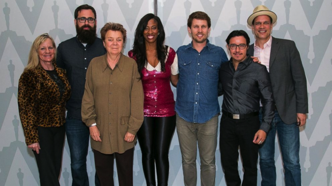 Napoleon Dynamite Cast Reunite For 10th Year Anniversary  Napoleon Dynamite Reunion 670x376