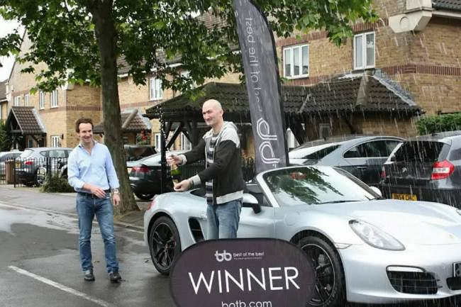 ad 136883575 Man On Benefits Wins £53K Porche In Spot The Ball Game