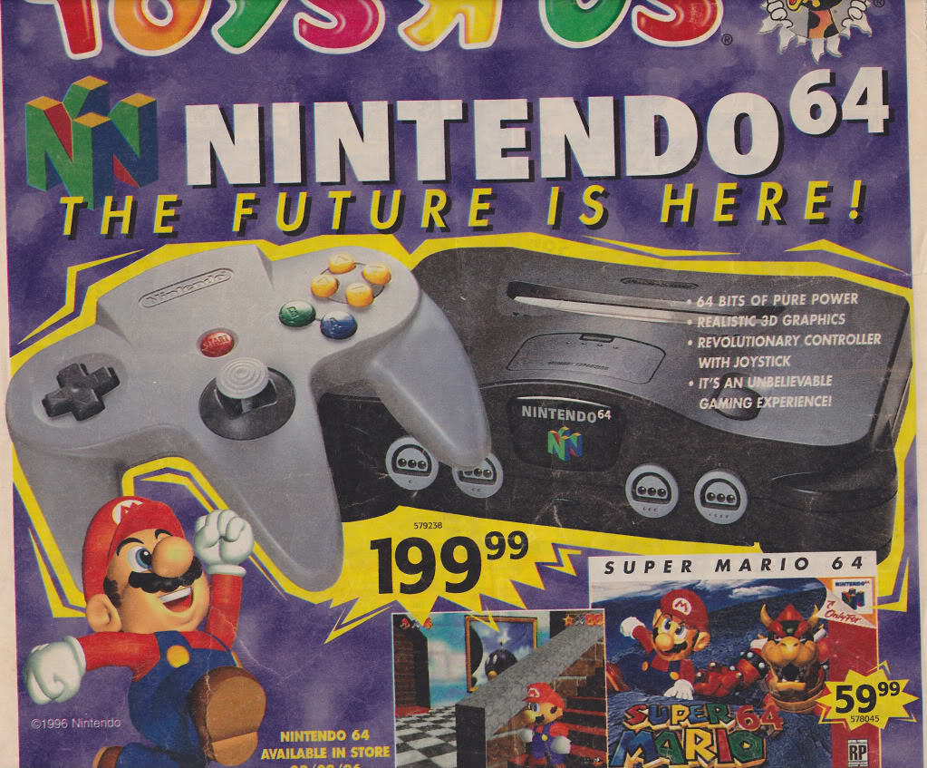 These 1997 Toys R Us Adverts Are Stupidly Nostalgic 5iab465