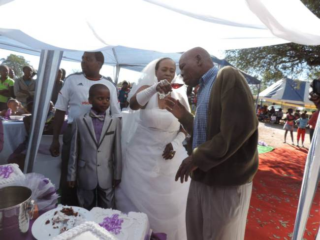 9 Year Old South African Boy Remarries His 62 Year Old Wife ad 140814738
