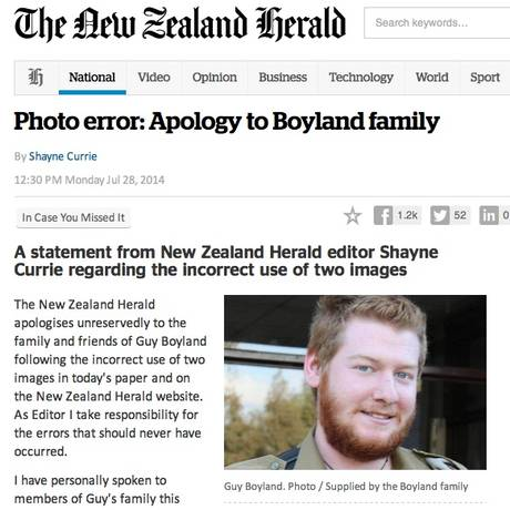 boyland Newspaper Runs Photo Of Ryan Dunn Instead Of Dead Israeli Soldier