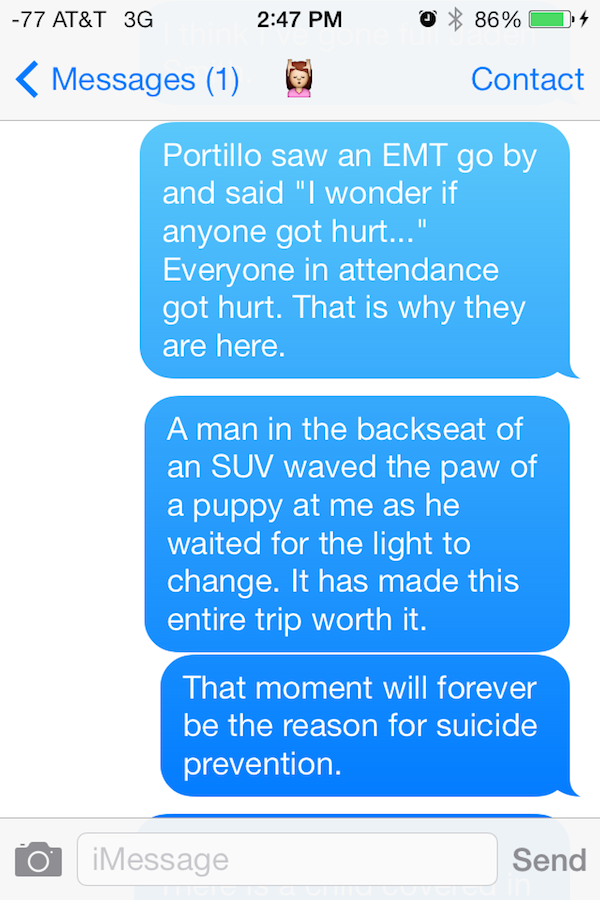 comic con shrooms 11 Guy Gets High On Mushrooms At Comic Con, His Texts Are Incredible