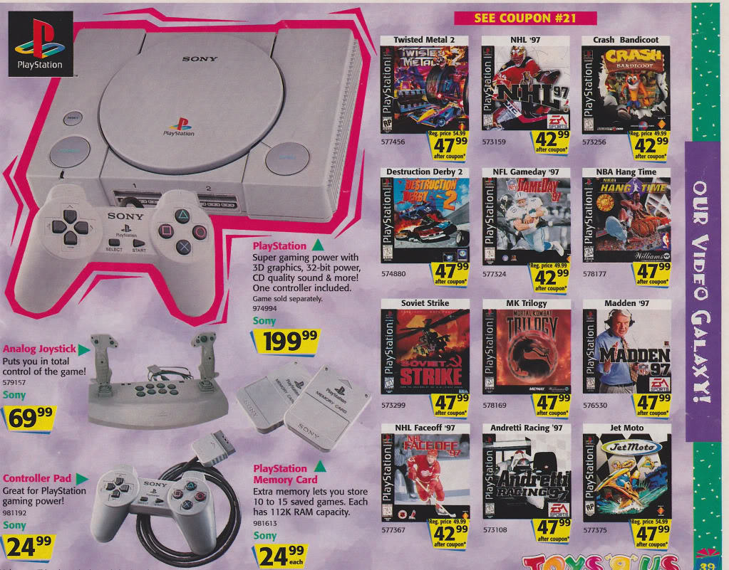 These 1997 Toys R Us Adverts Are Stupidly Nostalgic ggyJ4H3