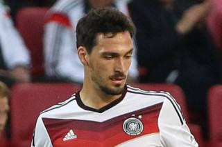 hummels 320x213 2014 World Cup Team Of The Tournament