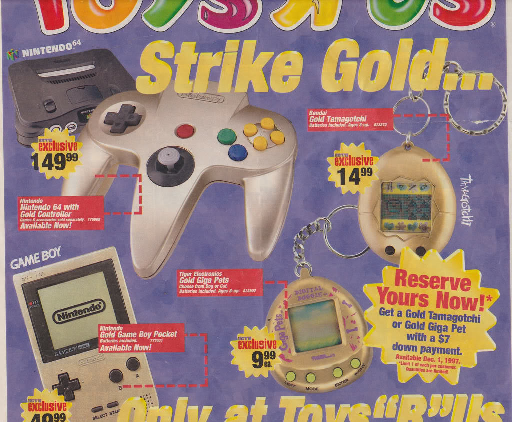 These 1997 Toys R Us Adverts Are Stupidly Nostalgic iUCK4sv