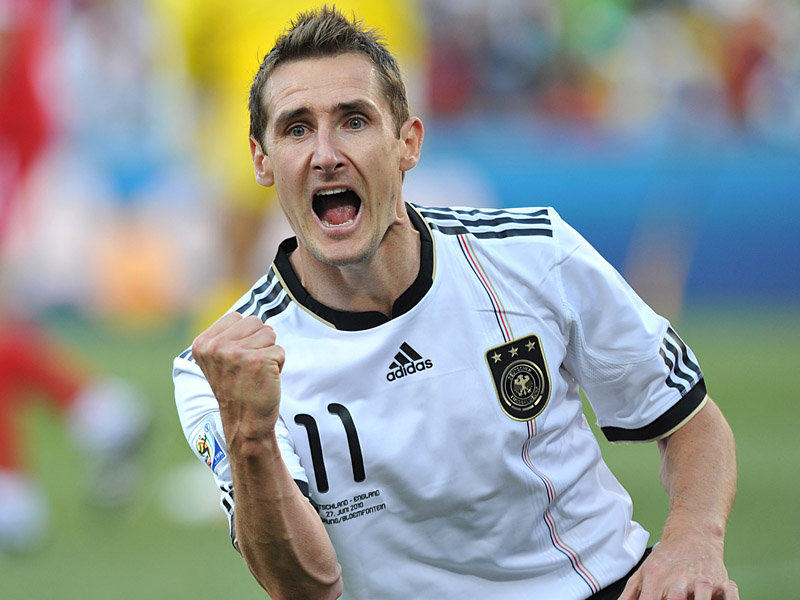 Germany Destroy Brazil In First Half Of World Cup Semi Final miroslav klose 04