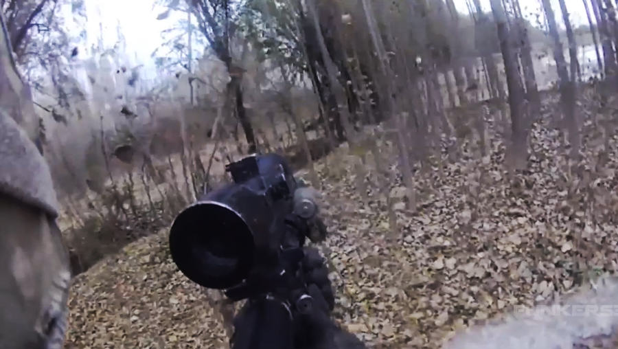 GoPro On US Soldiers Head Captures Actual Taliban Ambush 09 syriajet r w