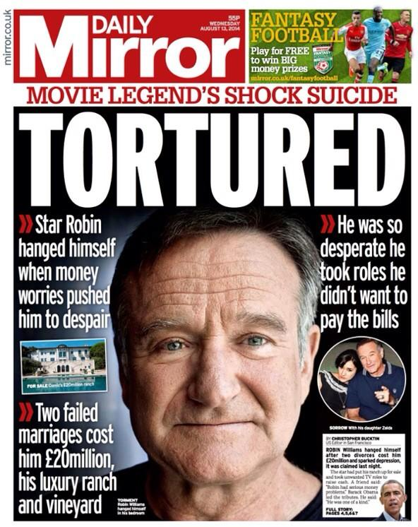 Bu36WmwIYAAlIbo Robin Williams Is Being Shamed And Disgraced By British Tabloids
