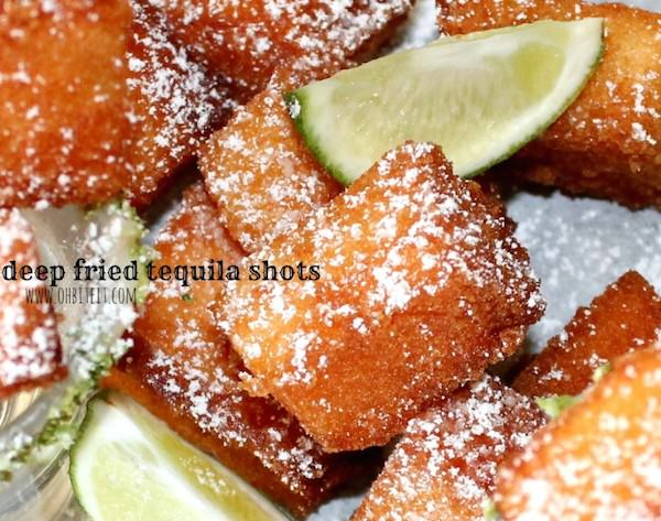 dftmid1 Deep Fried Tequila Shots Are An Actual Thing Now