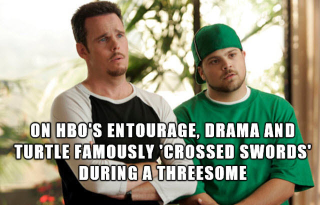 Entourage threesome 13 Facts You Need To Know About Threesomes