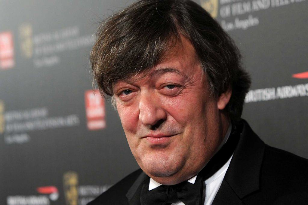 Stephen Fry Stephen Fry Reveals He Took Cocaine At Buckingham Palace