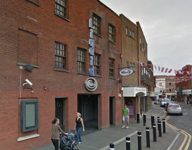 liquid1 Nightclub Made To Apologise For Tweeting Pic Of Naked Drunk Girl