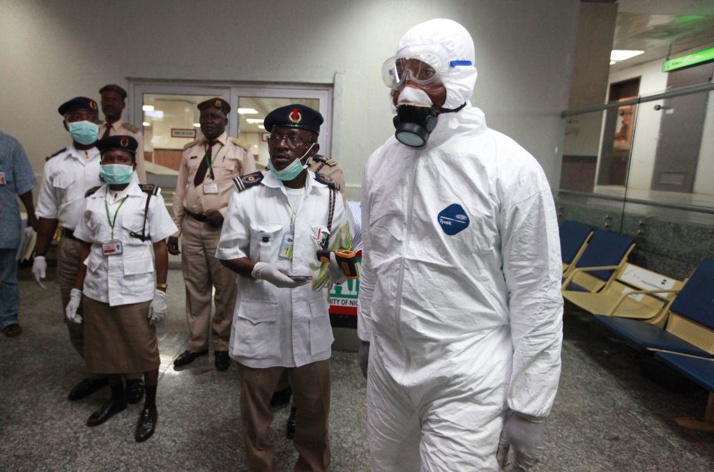 nigeria ebola 1 British Universities Warned About Potential Ebola Outbreak