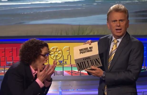 wheel of fortune 618x400 Woman Becomes Third Ever $1 Million Wheel Of Fortune Winner