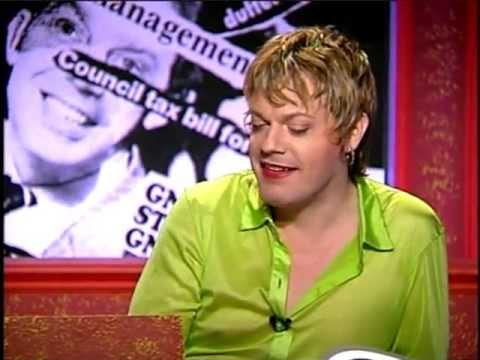 When Piers Morgan Stole Eddie Izzard's Joke And Nobody Laughed
