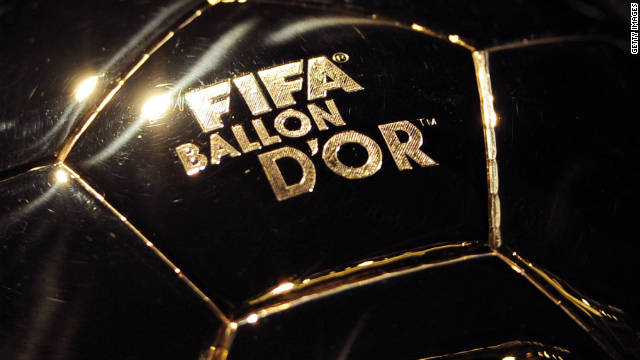 Ballon d'Or 2014: FIFA Announce 23 Man Shortlist 111101110053 ballon d or trophy 1 11 11 story top
