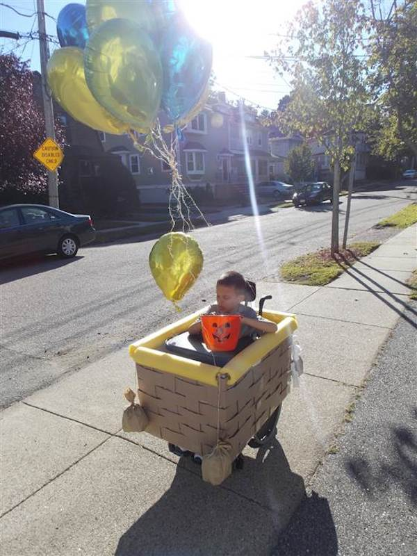Ivan 1 Parents Make Amazing Halloween Costumes For Their Disabled Kids