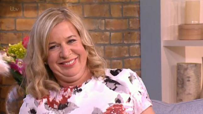 Katie Hopkins Says The Ebola Outbreak Is Efficient ad 144515263