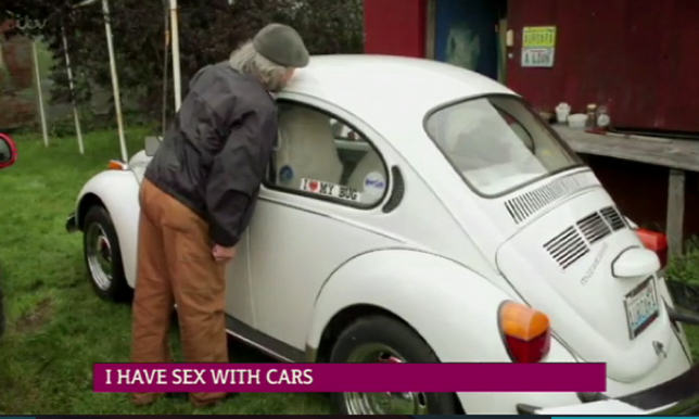 Man Who Has Sex With Cars 57