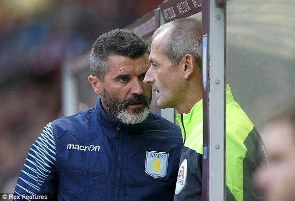 roy1 Roy Keane Gives Reporter Death Stare When His Phone Goes Off