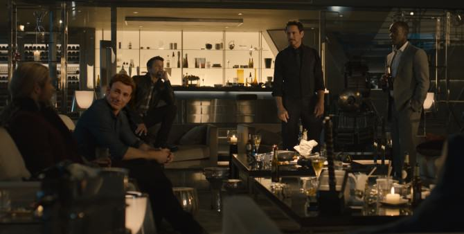 Marvel Release Special Look Trailer For New Avengers 'Age of Ultron' Film