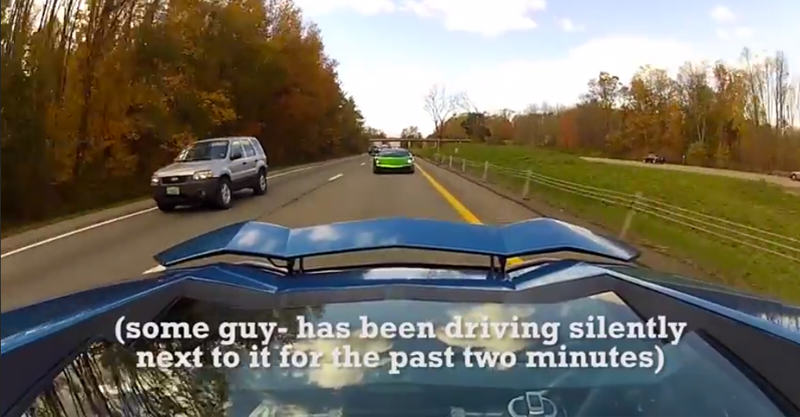 1109 Street Harassment: 10 Hours Of Driving Through NYC As A Lamborghini