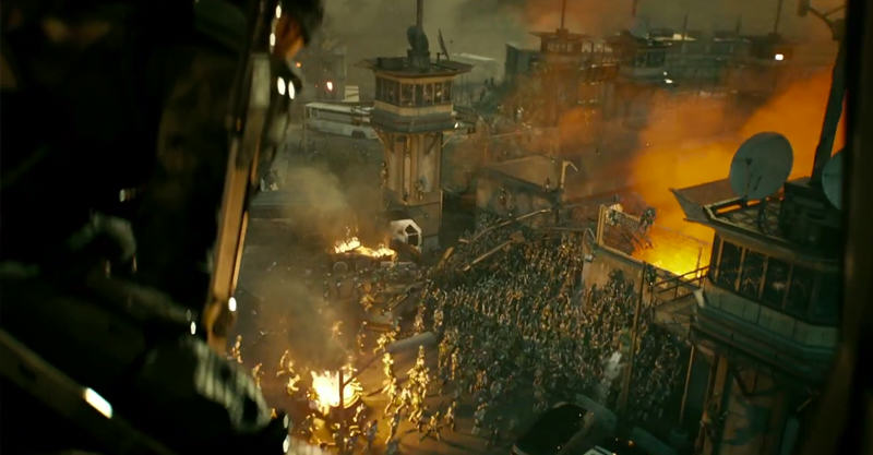 1162 New Call Of Duty: Advanced Warfare Trailer Introduces Exo Zombies