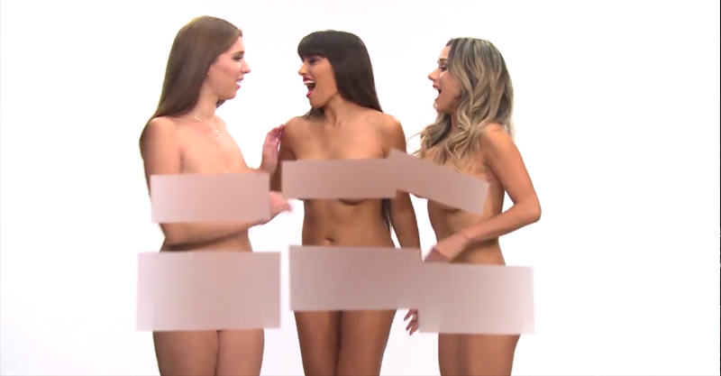 256 Three Naked Porn Stars Explain Net Neutrality And Why It Is Important