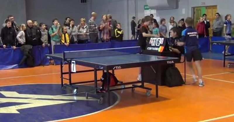 Lad Loses His Sh*t After Losing Table Tennis Match 268