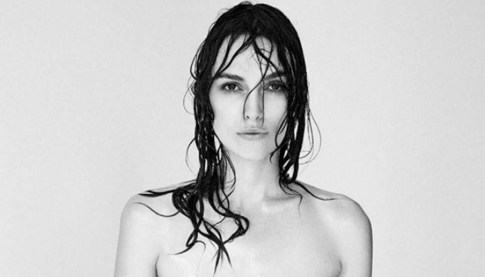 Knightley web thumb Keira Knightley Strips Naked In Protest Against Photoshopping