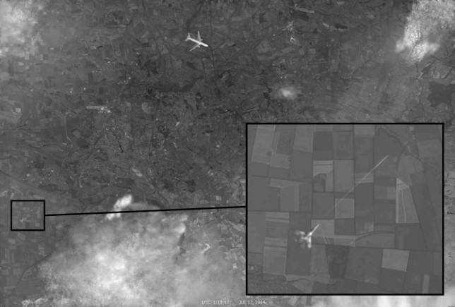 MH17 2 Russia Blames Ukraine For Downed Malaysian Flight MH17 With Conclusive Photo Evidence