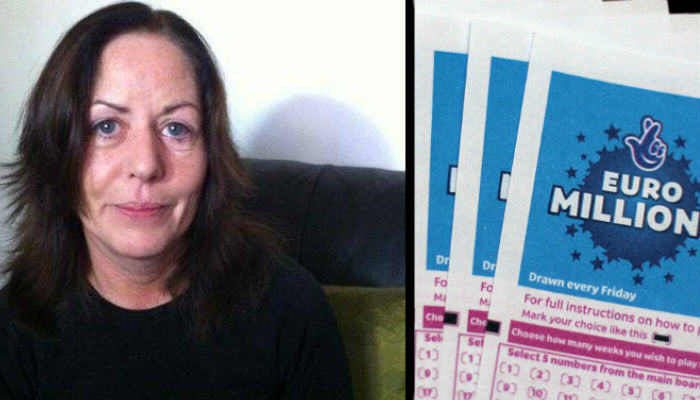 Margaret Loughrey web thumb Woman Gives Away £26 Million After Winning £27 Million Jackpot