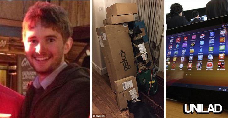 120 Amazon Computer Glitch Sends Student £4K Worth Of Goods
