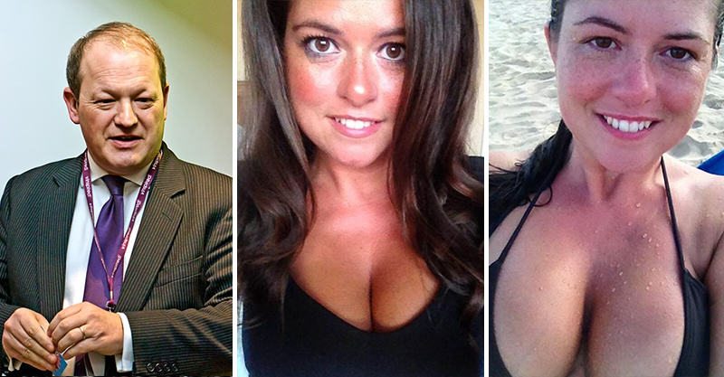 169 Wife Of British Politician Is Selling Boob Selfies On eBay For £10
