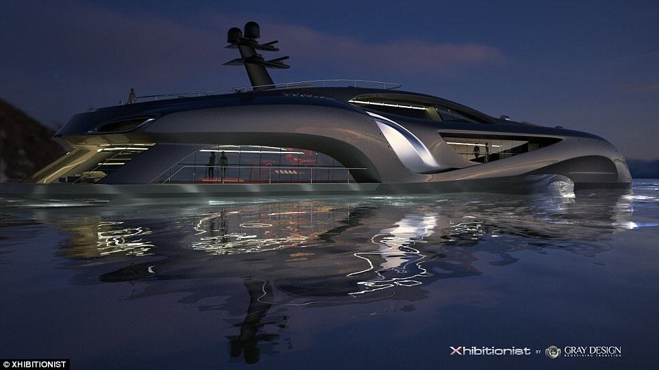 Inside The Most Insane Megayacht Weve Ever Seen 23BB22F300000578 2860959 image a 50 1417711735197