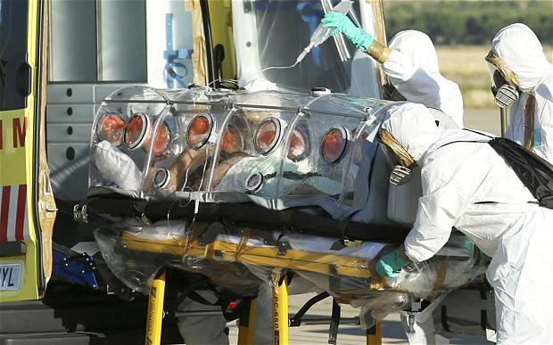 Miguel Pajares02 2999627b Ebola Case Confirmed In Glasgow Hospital