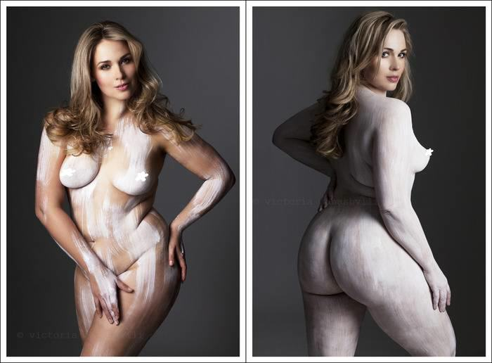 ad 154945603 New Photography Book Celebrating Curvy Women Is Taking The Net By Storm