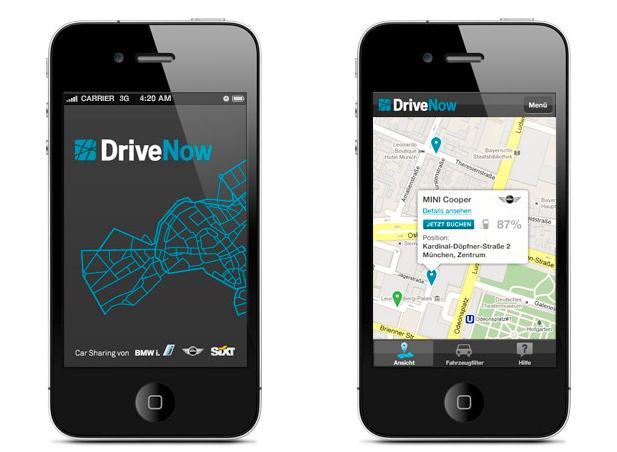 Pay As You Go BMWs Coming To London This Month drivenow1