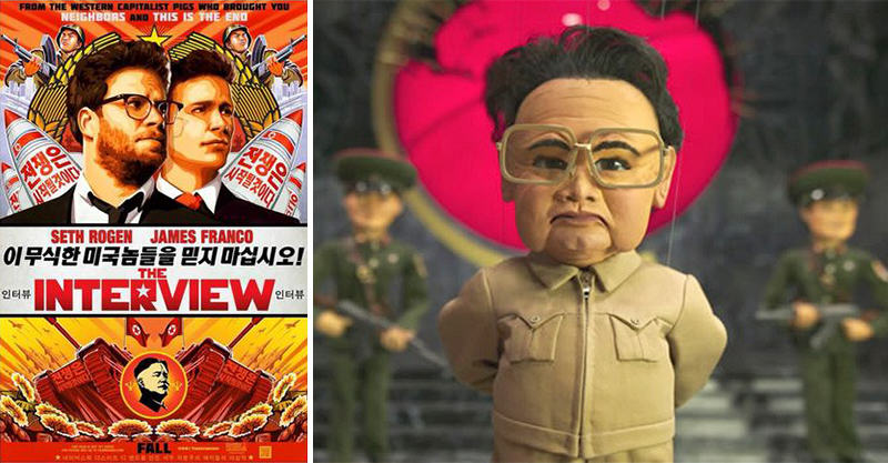 fbthumb5 Dallas Cinema Replaces The Interview With Team America Because F*ck You Kim Jong