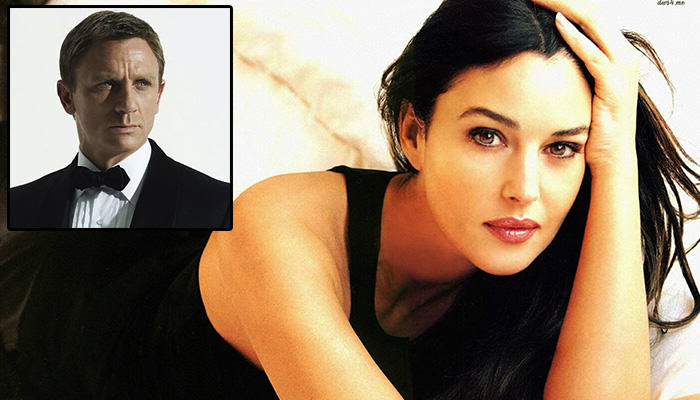 jamesbond Monica Bellucci Is The Next Bond Girl