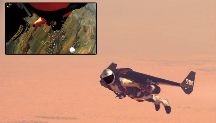 This Jetpack Vs. Plane Stunt Is Seriously Awesome  jet web thumb