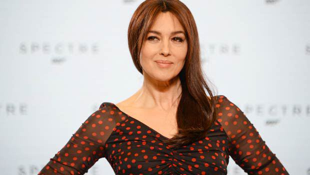 monica2 Monica Bellucci Is The Next Bond Girl