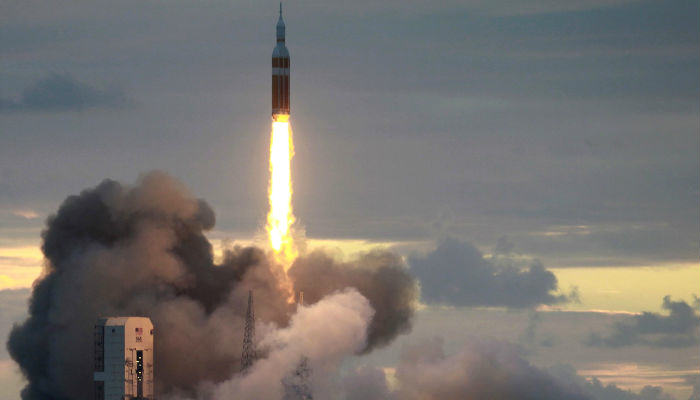 orion web thumb NASA Launched A New Rocket That Will Take Us To Mars
