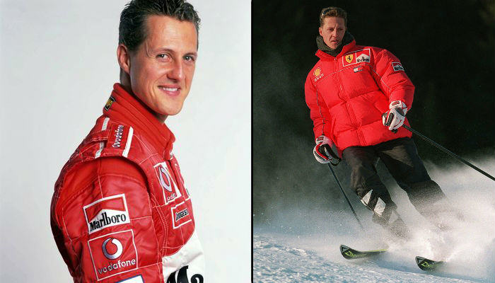 F1 web thumb Michael Schumacher Cries When He Hears Childrens Voices, Still Recovering Slowly