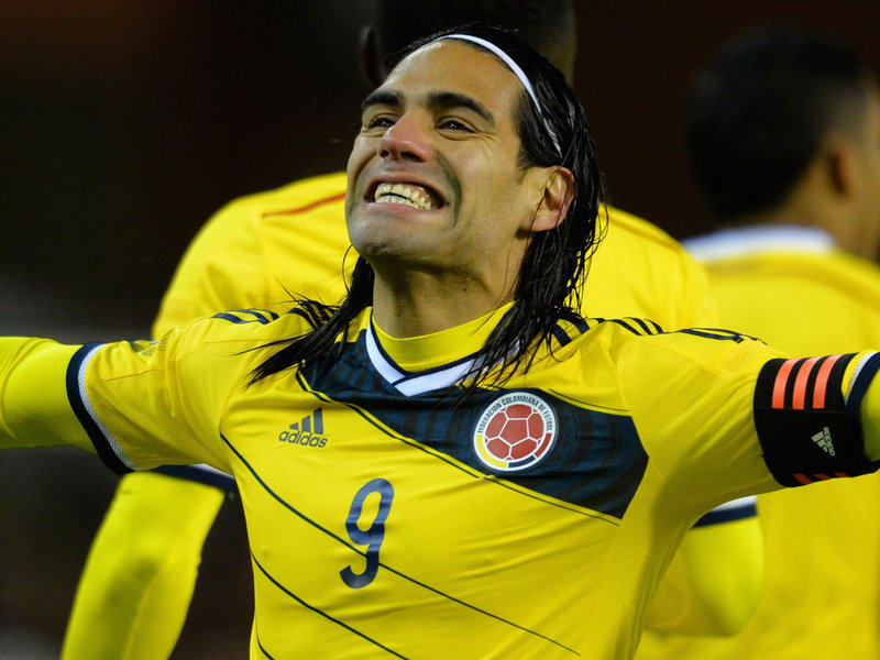 Radamel Falcao v Belgium 3035731 Radamel Falcao Saved The Life Of A Young Fan With Months To Live